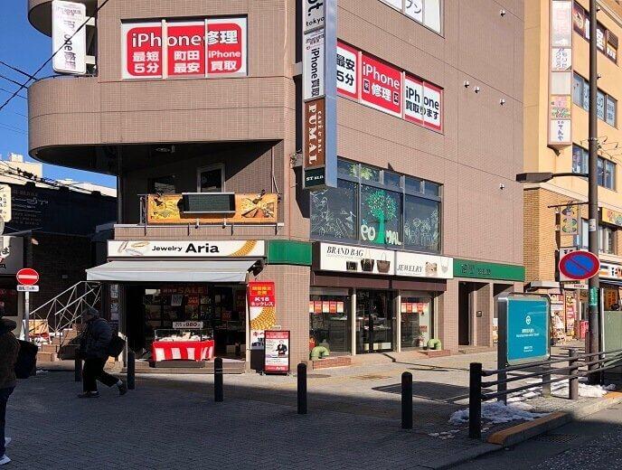 町田店の店舗イメージ